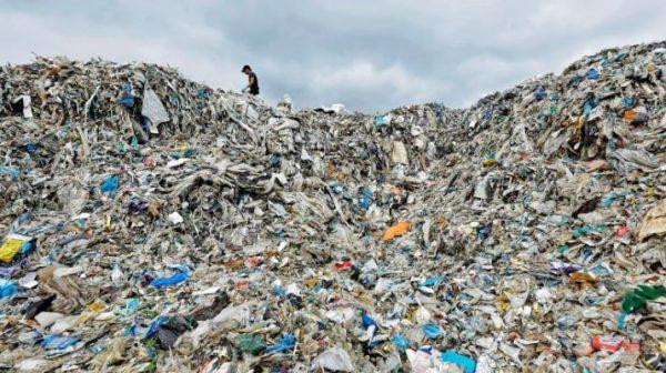 Waste near Kuala Lumpur